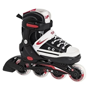 SFR Camden Adjustable Inline Skates - Black